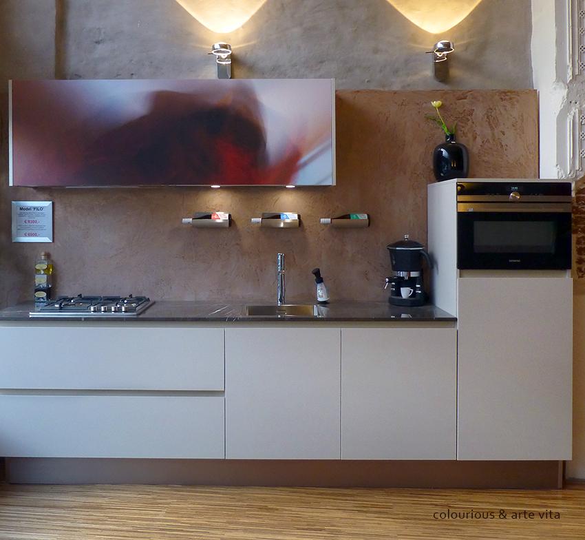 cucina arte  kitchen art  colourious  photo art, Meubels Ideeën